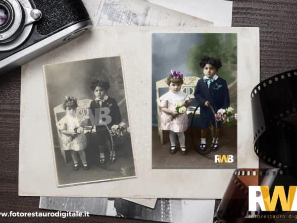 <span>Fotorestauro Digitale fratello e sorella</span><i>→</i>