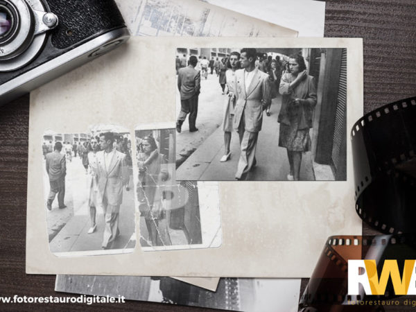 <span>Fotorestauro Digitale – A passeggio</span><i>→</i>