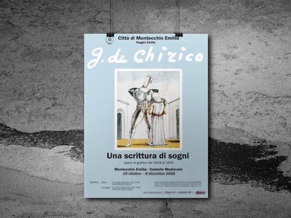 <span>Mostra De Chirico</span><i>→</i>